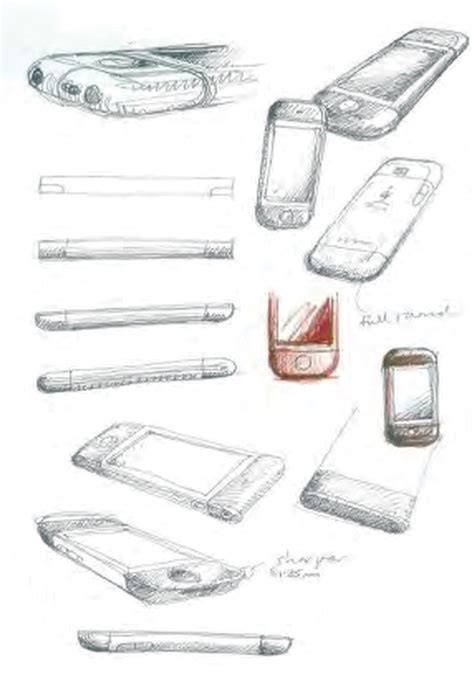 I Phone Sketches by From At Ats To Iphones Early Sketches Of 10 Iconic