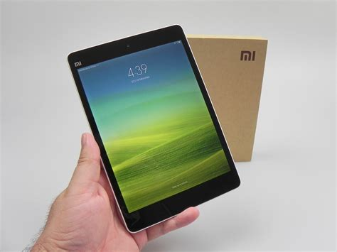 xiaomi mi pad unboxing taking the most powerful android tablet out of the box tablet news