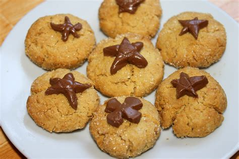 how to make peanut butter star cookies 11 steps with