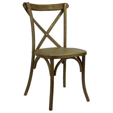 farmhouse cross back x back chair eventstable com
