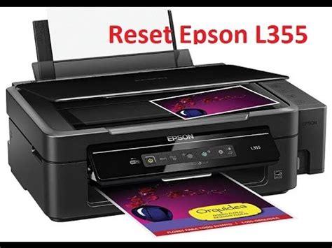 Resetter L355 Baixar | reset epson l365 l375 l380 l395 download gr 193 tis doovi