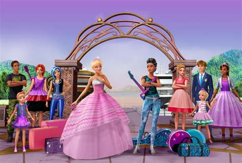 film barbie rock n royals win barbie in rock n royals on dvd mummy s little