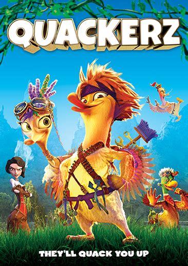 film cartoon comedy shout factory to distribute animated comedy quackerz