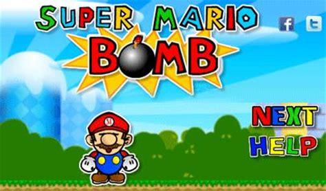 giochi per bambini super mario puzzle colorare giochi super mario bomb il gioco