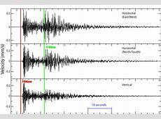 Seismology - Wikipedia Seismograph Diagram
