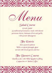 wish your guests a bon app 233 with designer menu cards wedding cards wedding cards
