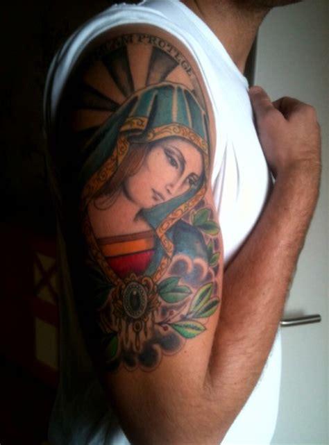tattoo maria und jesus maria tattoos und mariabilder