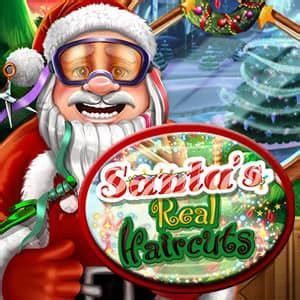 haircut games santa santa s real haircuts spel funnygames se