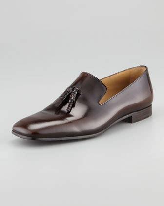 best mens tassel loafers best foot forward s shoes spazzolato tassel loafer