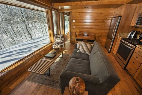 escape compact mobile home  aesthetic  eco conscious