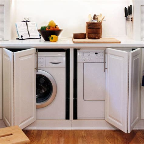 concealed washer and dryer gallery