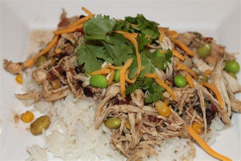 healthy crock pot recipes mexican chicken michelle marie fit