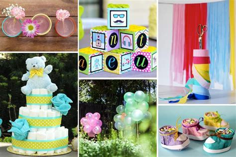 inexpensive baby shower centerpieces 19 cheap baby shower decoration ideas ehow