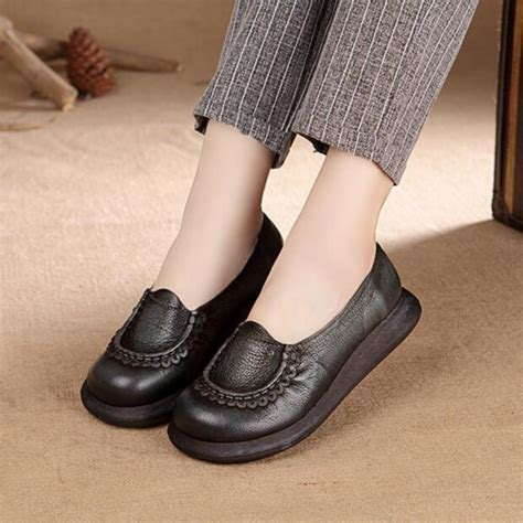 Online Buy Wholesale womens shoes for wide feet from China