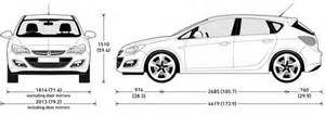 Opel Astra H Dimensions Wallpapers Astra H P 592x211 42803 Astra H
