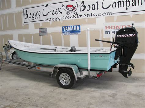 creek craft boats skinny water stumpknocker boats griff craft the hull