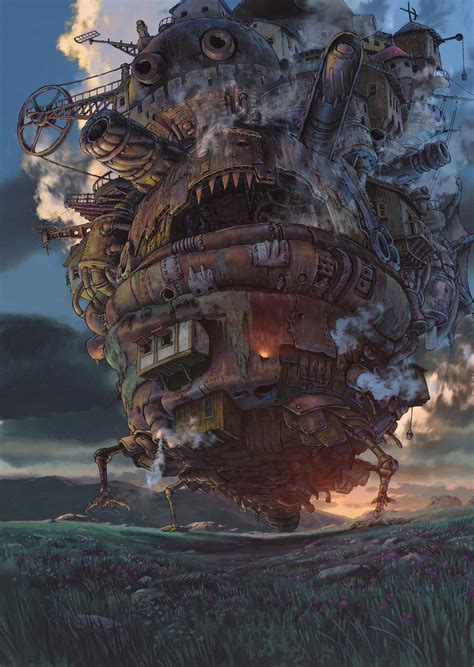how l howl s moving castle contest