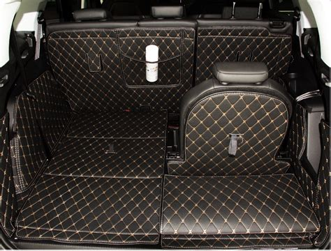 peugeot 5008 trunk high quality special car trunk mats for peugeot 5008 7