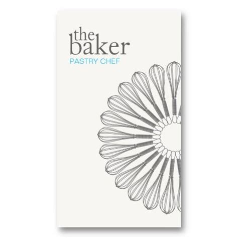 pastry chef business card templates 50 best bakery logos images on bakery shops