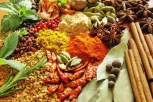 Healing herbs and spices from your kitchen human n health