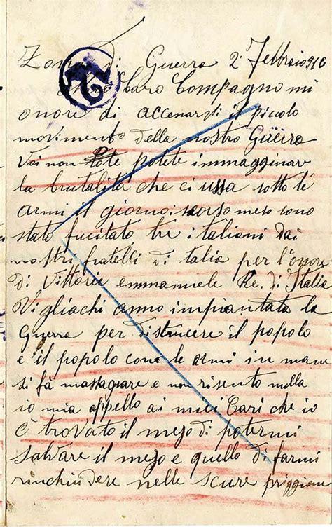 lettere dalla guerra mio caro compagno galatea