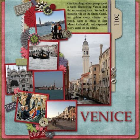 Scrapbook Travel Album Discover New Zealand by Image Result For Scrapbook Ideas For Engaging Page
