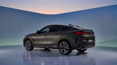When Will 2020 Bmw X6 Be Available by 2020 Bmw X6 Officially Revealed Available With