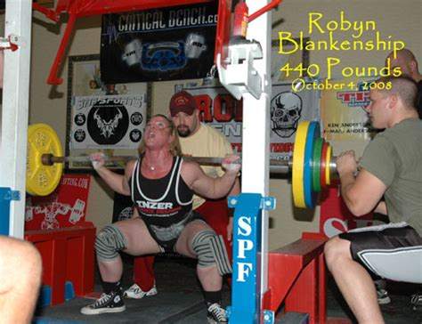 critical bench exercises interview with firefighter powerlifter robyn blankenship