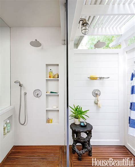 Indoor Outdoor Shower by Indoor Outdoor Bathroom