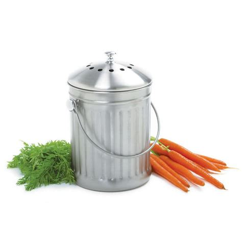 Compost Pail For Kitchen by Best 25 Compost Pail Ideas On Kitchen Compost Bin Compost Container And Compost