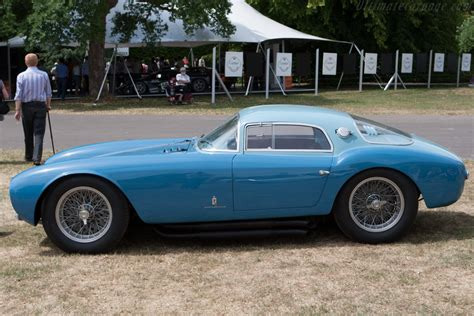 maserati a6gcs maserati a6gcs 53 pinin farina berlinetta chassis 2070