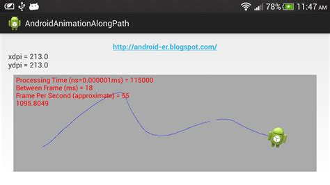 android layout animation performance android er know the performance timing and speed of