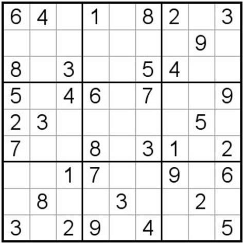 printable sudoku puzzles level 1 of 8 sudoku arabuloku com