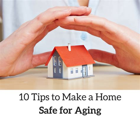 10 Tips On How To Give A by 10 Tips To Make A Home Safe For Aging Senioradvisor