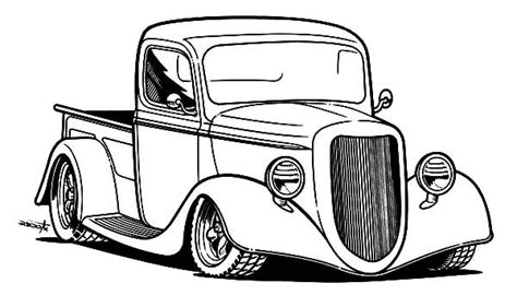 hot rod cars coloring pages 1160 best hot rod art images on pinterest