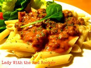 Pasta Recepies Spicy Sausage With Creamy Penne Pasta Recipe Lady With