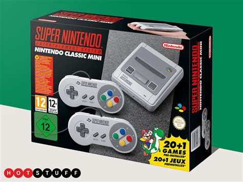 Nintendo Classic Mini Nintendo Entertainment System Toys R Nintendo S Snes Classic Mini Is Real And It S Coming In September Stuff