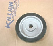 Image result for Turntable Drive Wheel. Size: 185 x 160. Source: www.killionservice.com