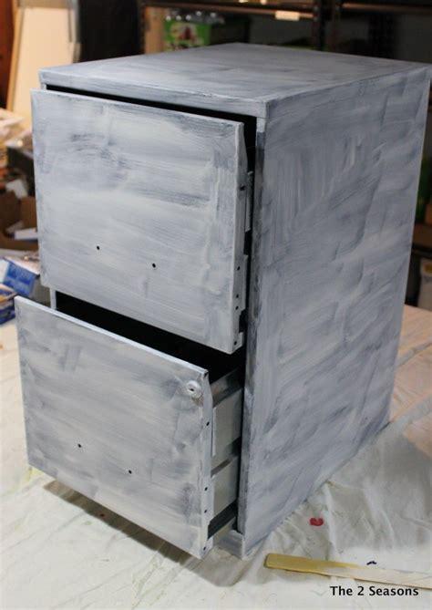 how to paint a metal file cabinet 12 best images about diy on pinterest how to paint