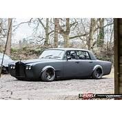 Stance Rolls Royce Silver Shadow