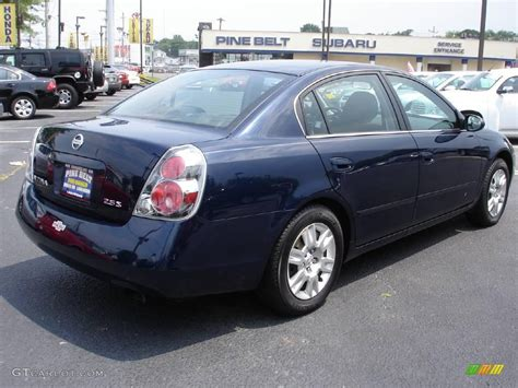 nissan altima 2005 type 2005 nissan altima blue 200 interior and exterior images