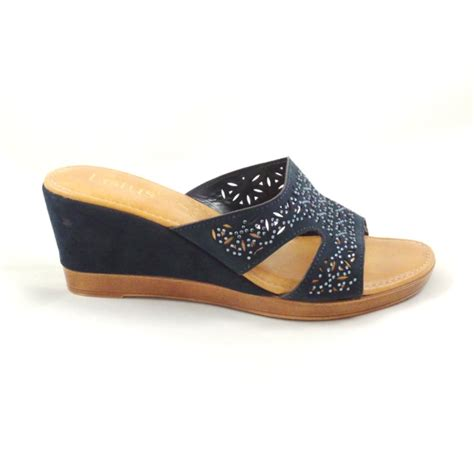 Blue Wedge Sandals Wedding by The Gallery For Gt Navy Blue Wedding Wedges