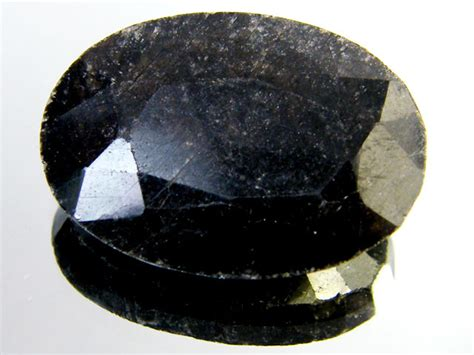 Black Saphire metallic sheen black sapphire 38 55
