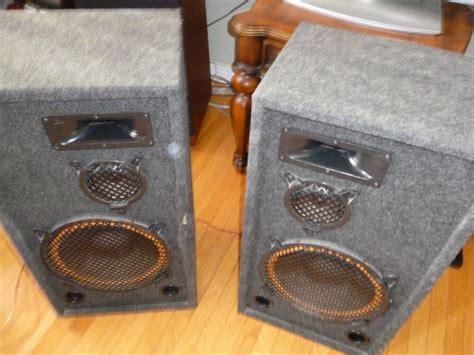 Speaker Excellent 12 In excellent m 518 3 way speakers 12 inch woofers horn tweeters central ottawa inside greenbelt