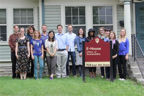 Iu Office Of Sustainability by Iu Bloomington Sustainability Interns To Present Work At