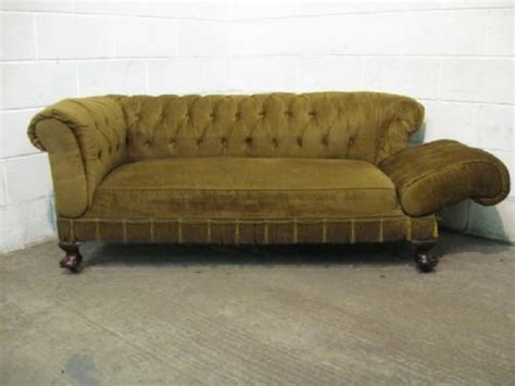 drop arm sofa lovely antique victorian chesterfield drop arm sofa c1880