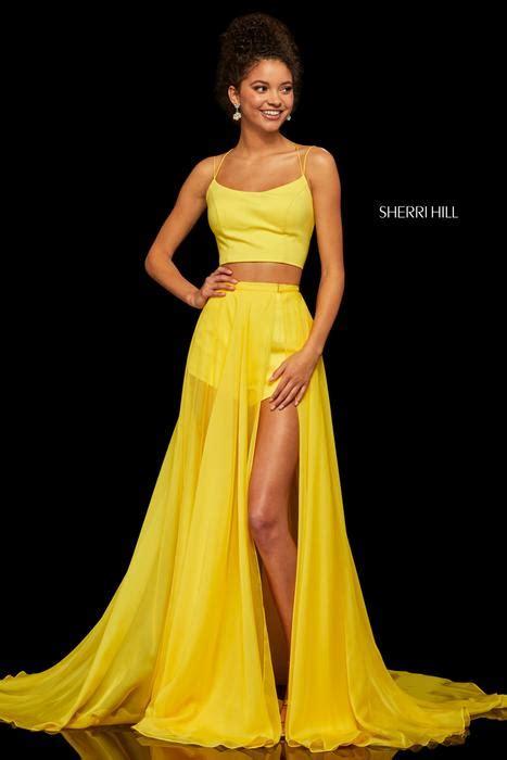 sherri hill  fashion   attitude