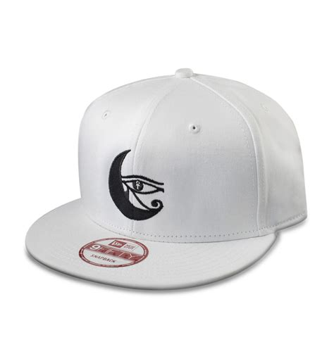 snapback beanie polos white eye of horus new era 9fifty snapback white hat
