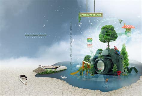 lowongan desain grafis majalah buku tahunan sekolah cover buku tahunan muallimat yk 2010