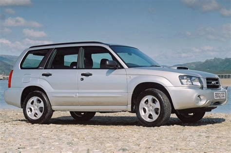 used subaru forester uk subaru forester 2002 2008 used car review car review